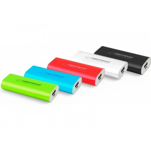 ESPERANZA Mobile Power Pack 4400mAh