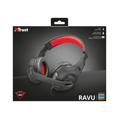 Trust Gxt 307 Gaming Headset Ravu PC , PS4